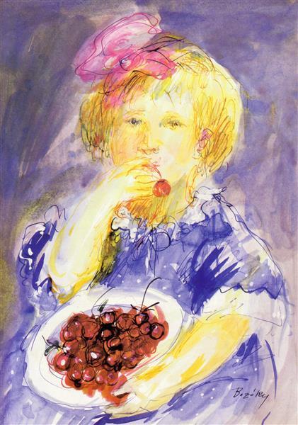 Rilke: Les sonnets à Orphée, XIII., c.1996 - Maria Bozoky