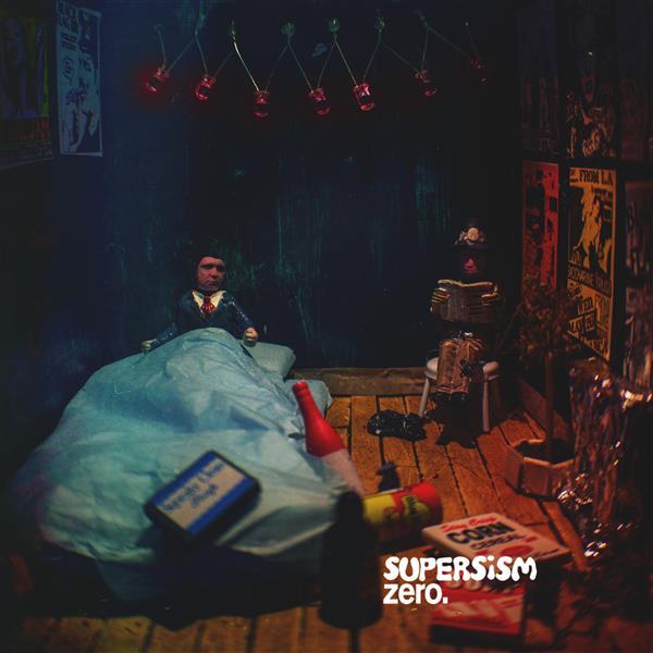 Zero Album Art, 2019 - Mikey McKieran