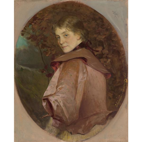 Mary Henderson - Benjamin Constant