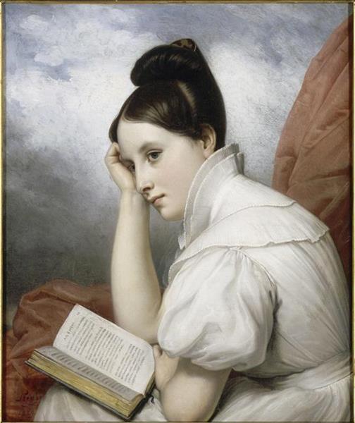 Portrait - Charles de Steuben