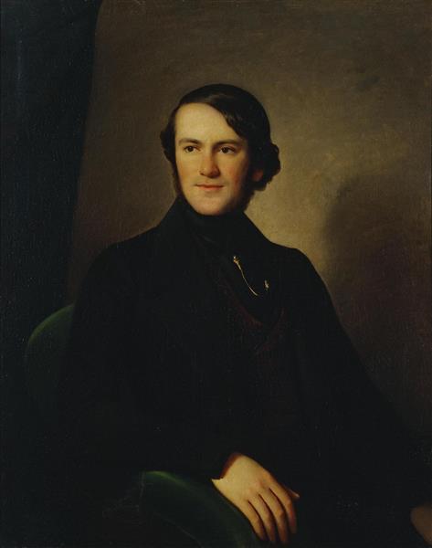 Alexandre Stieglits, 1840 - Charles de Steuben
