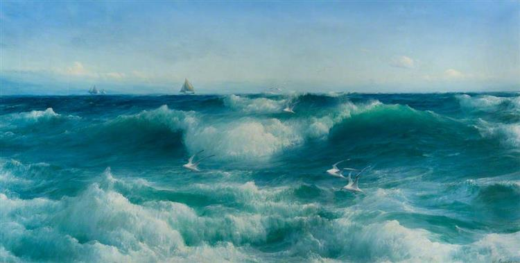 The Breakers, 1900 - David James