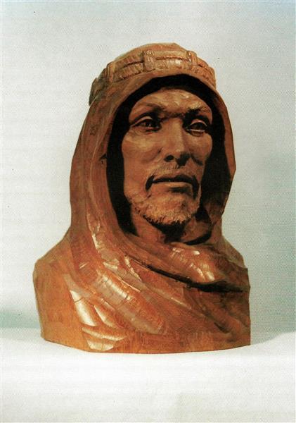 Cabeza de Arabe - Francisco Serra Andrés