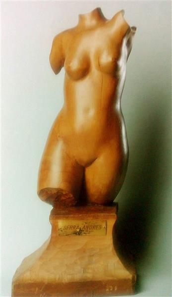 Figura Femenina - Francisco Serra Andrés