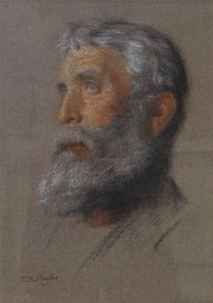 Portrait of John Mackenzie, 1900 - Edward Robert Hughes