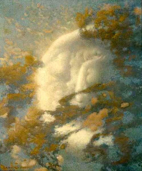 Pack Clouds Away and Welcome Day - Edward Robert Hughes