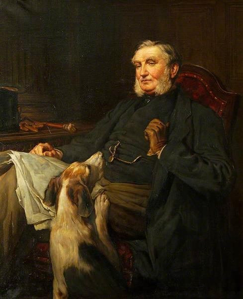 Edward Greene - Frederick George Cotman