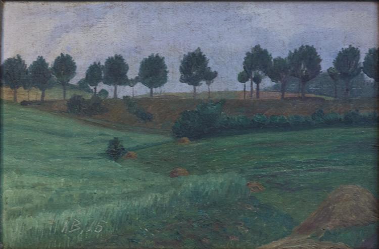 Landscape, 1915 - Hans Andersen Brendekilde