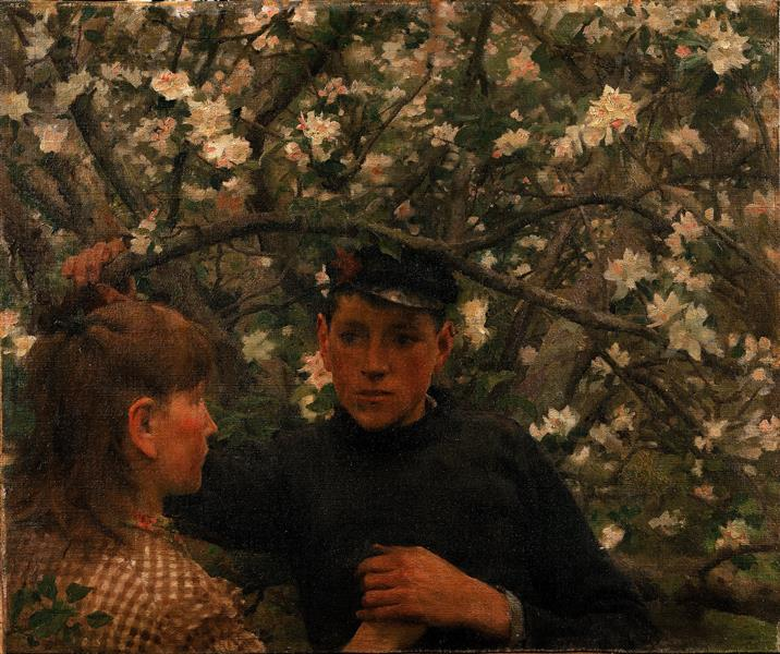 The Promise - Henry Scott Tuke