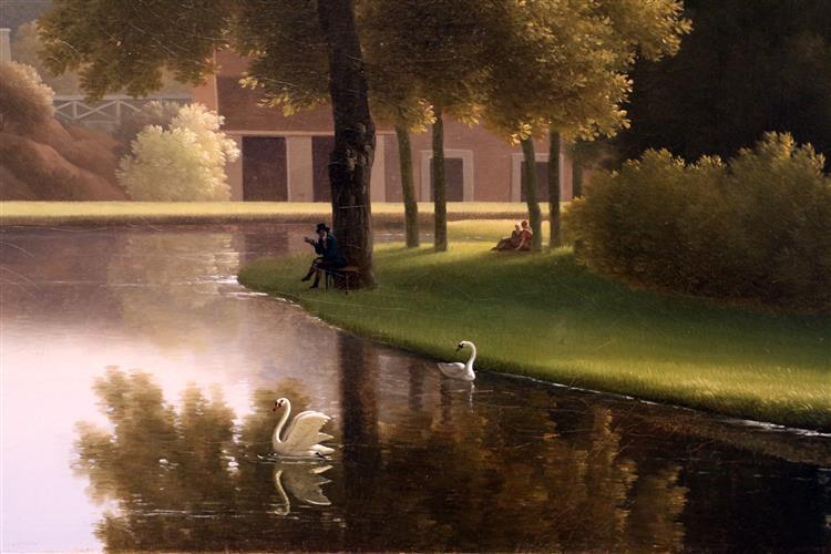 Paintings in the Indianapolis Museum of Art - Jean-Joseph-Xavier Bidauld