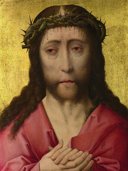 Christ Crowned With Thorns, 1470 - 1475 - Dirk Bouts