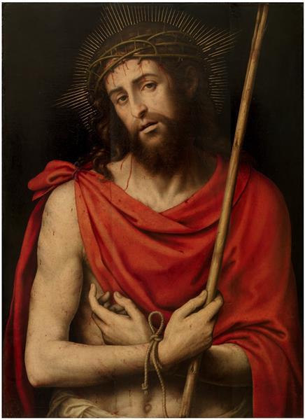 Ecce Homo, c.1570 - Juan de Juanes