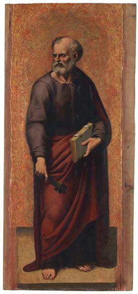 San Pedro, 1536 - 1538 - Хуан де Хуанес