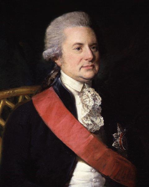 George Macartney, 1st Earl Macartney; Sir George Leonard Staunton, 1st Bt - Lemuel Francis Abbott