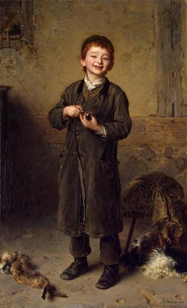 Erstes Ergebnis, 1878 - Людвиг Кнаус