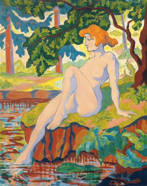 Untitled - Paul Ranson