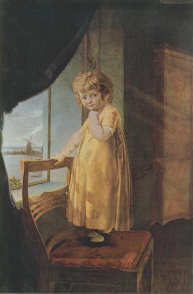 Le Petit Perthes - Philipp Otto Runge