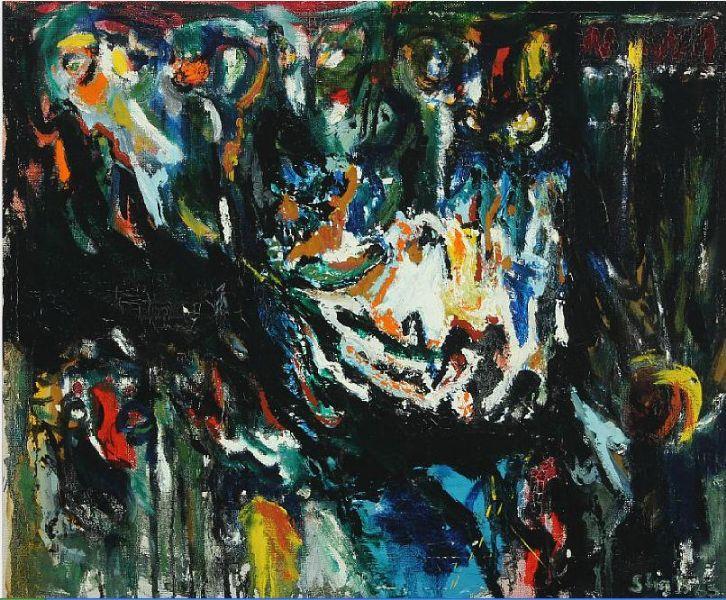 Luerne, c.1980 - Stig Brøgger