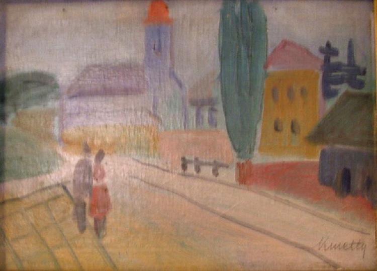 Nagybanya, c.1930 - Kmetty János