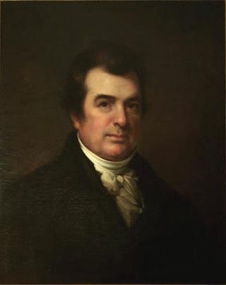 Dr. David Hosack - Rembrandt Peale