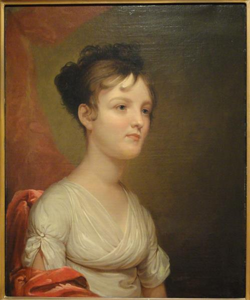 Portrait of a Woman, 1806 - Rembrandt Peale