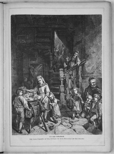 Die Gartenlaube, 1869 - Toby Edward Rosenthal