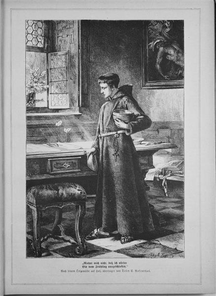 Die Gartenlaube, 1877 - Toby Edward Rosenthal