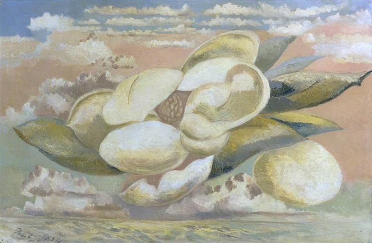 Flight of the Magnolia, 1944 - Paul Nash