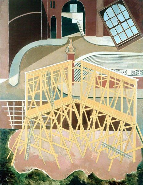 Northern Adventure, 1929 - Paul Nash