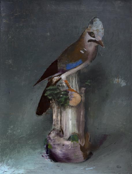 Parakeet, 2019 - Cristiano Tassinari