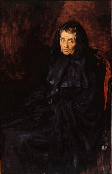 Madre, 1911 - José Garnelo