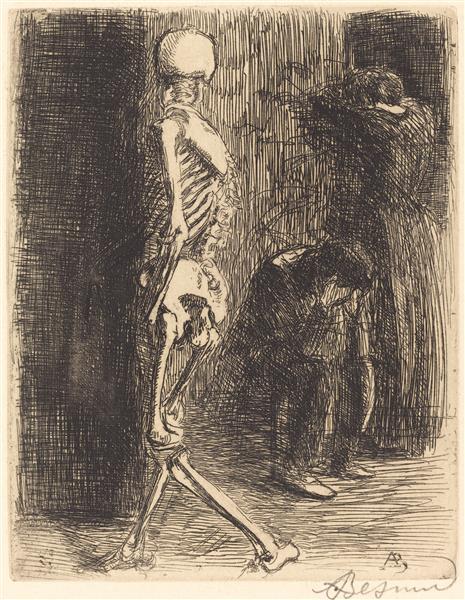 After the Visit, 1900 - Paul-Albert Besnard