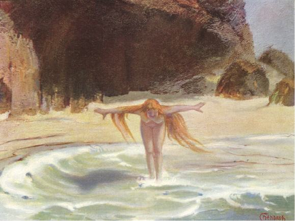 La Sirène - Hermann Hendrich