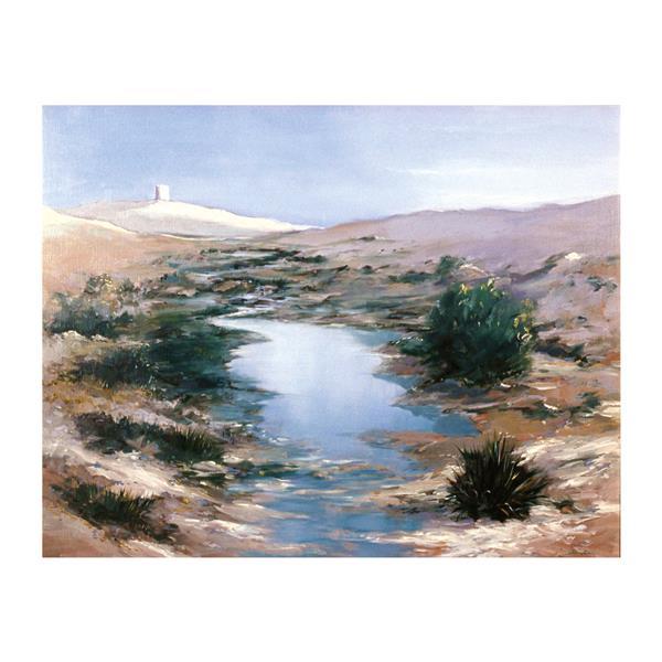 RUMAITHA WADI, 1995 - Rashid Al Khalifa