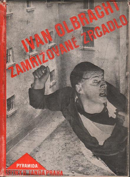 Cover for Zamřižované Zrcadlo (The Mirror with Bars), 1930 - Jindřich Štyrský
