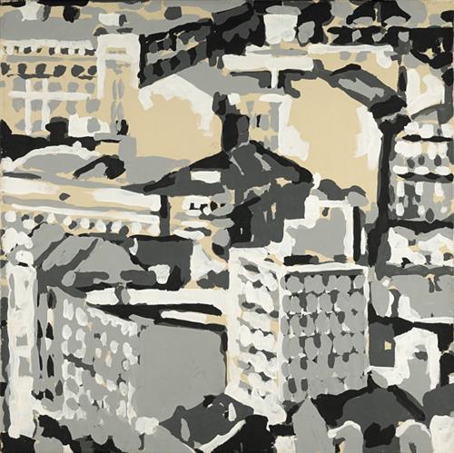 Townscape, 1969 - Gerhard Richter