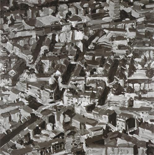 Townscape D, 1968 - Gerhard Richter