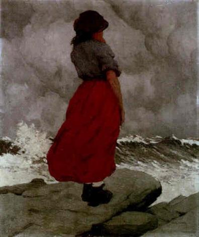 The Watcher, c.1914 - c.1916 - Paul Henry