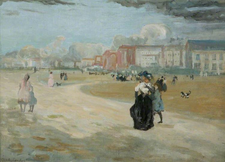 Dieppe, 1895 - Charles Conder