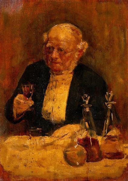 Sir Thomas Spencer Wells Bt. (, c.1897 - Solomon Joseph Solomon