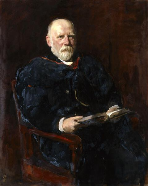 William Hawker Hughes, 1914 - Solomon Joseph Solomon