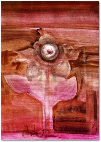 Bloom, 1990 - Abidin Dino