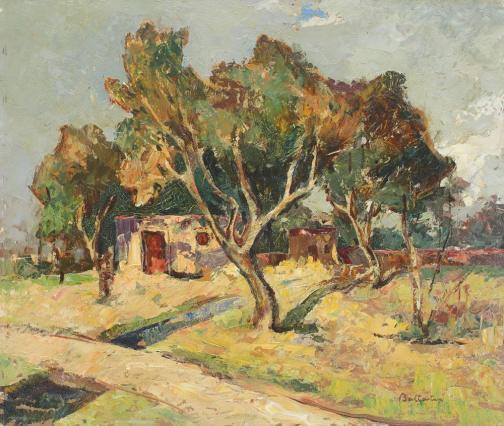 Houses in Provence - Adam Baltatu