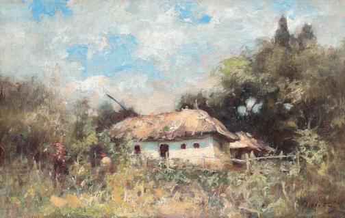 Village Boundary - Adam Baltatu