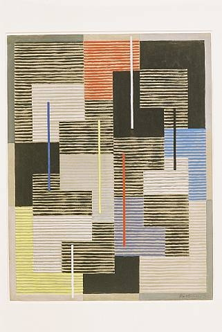 Untitled, 1951 - Adolf Fleischmann