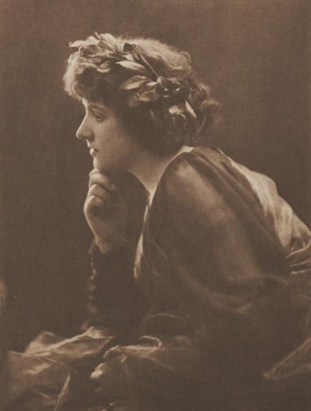 Träumerei, 1896 - Adolph de Meyer