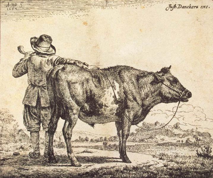 Bull, 1659 - Adriaen van de Velde