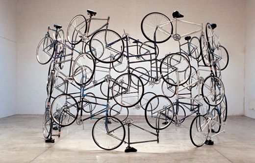 Forever Bicycles 2003 Ai Weiwei Wikiart Org