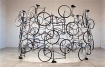 Forever (Bicycles) - Ai Weiwei