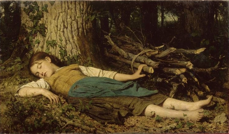 Dans les bois, 1865